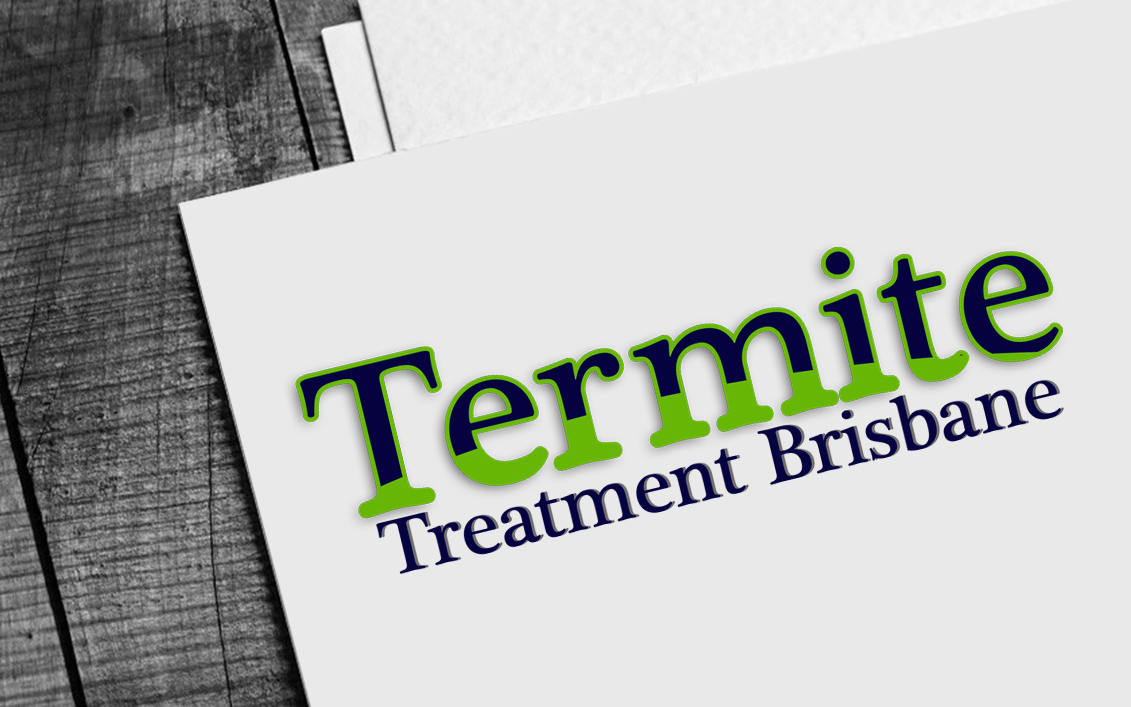 termite treatment logo design